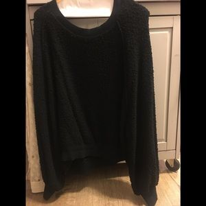 Free People cozy sweater